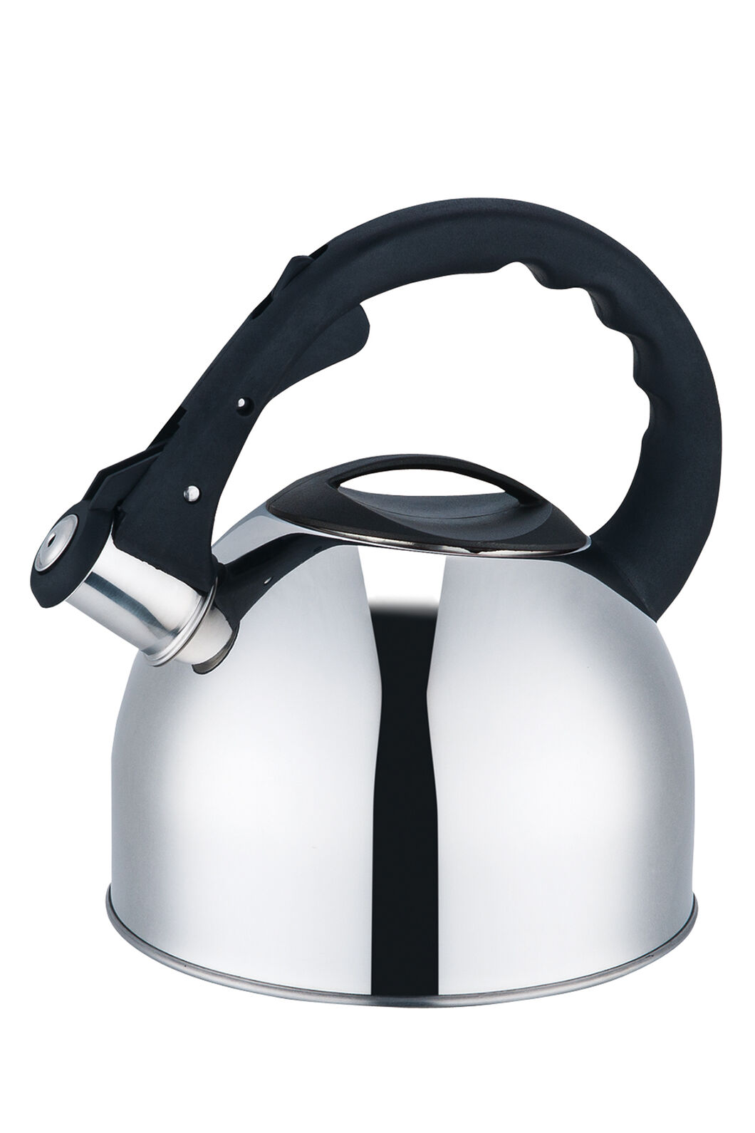 Wanderer 2L Whistling Kettle Stainless Steel, None, hi-res