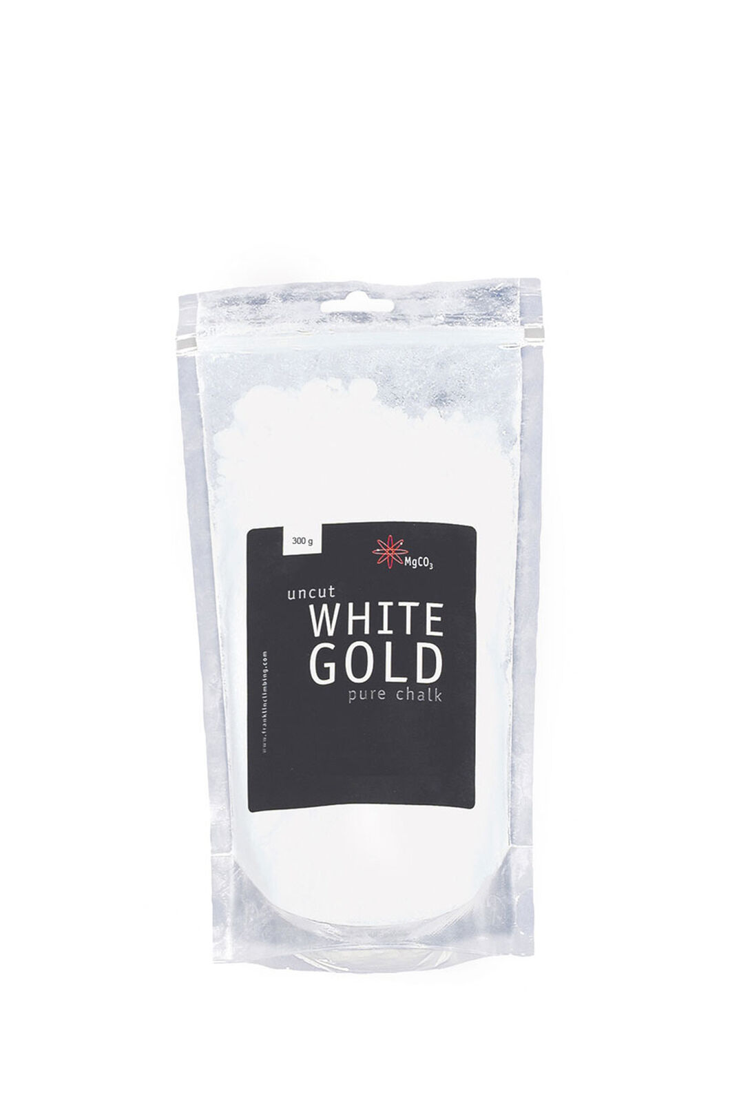 Black Diamond White Gold Chalk (Loose, 300 g), White, hi-res