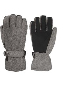 XTM Women's Sapporo Gloves Light, Light Grey Marle, hi-res