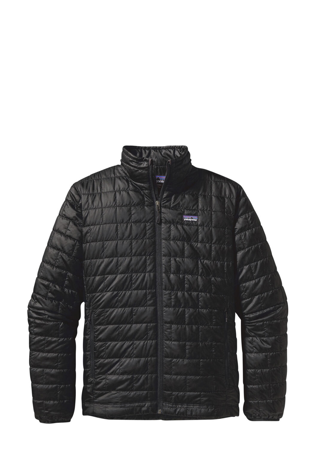 Patagonia Nano Puff Jacket — Men's, Black, hi-res