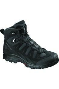 Salomon Men's Quest Prime GTX Hiking Boots, PHANTOM/BLACK/QUIET SHADE, hi-res