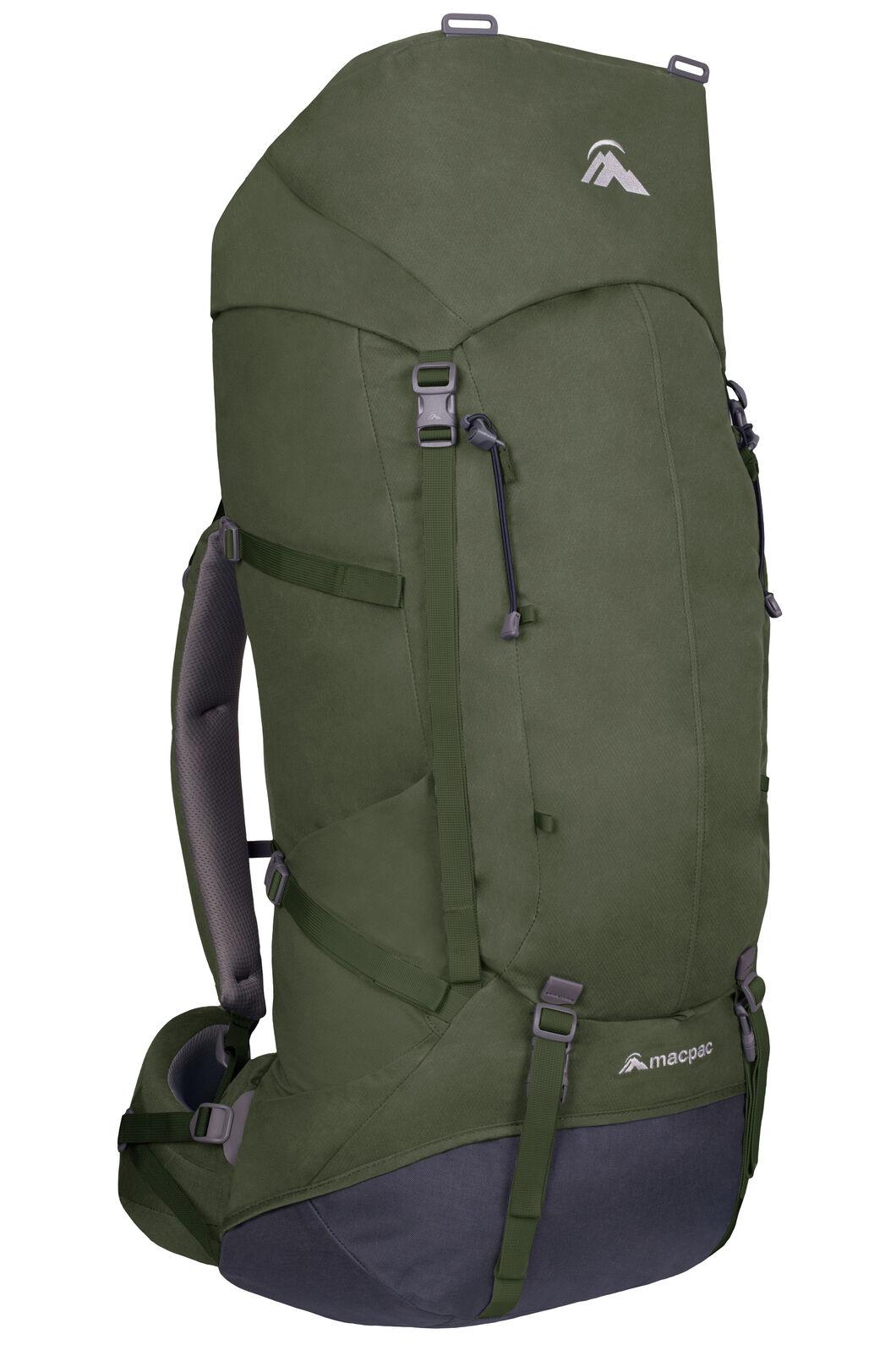 Macpac Cascade 65L AzTec® Pack V2, Forest Night, hi-res