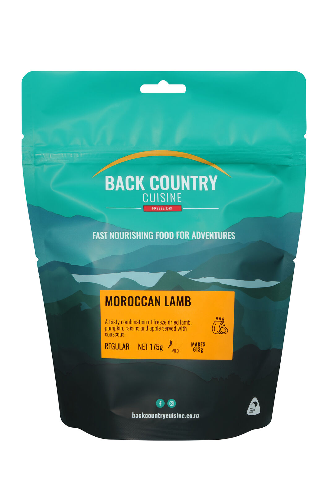 Back Country Moroccan Lamb — Regular Serve, None, hi-res