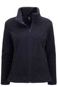Macpac North Col Fleece Jacket — Women's, BLUE NIGHTS, hi-res