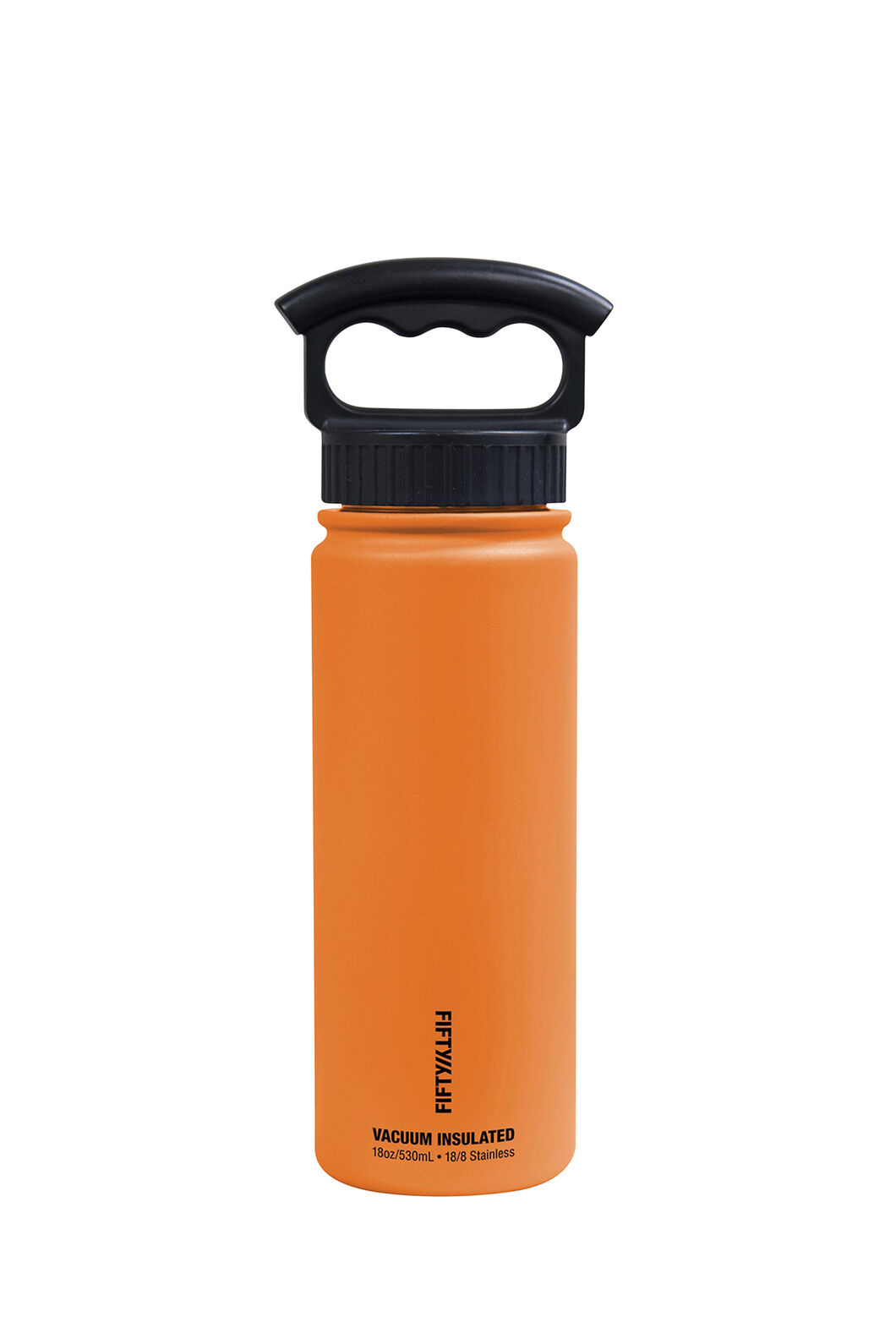 FIFTY/FIFTY® 18oz Insulated Bottle, Solar Orange, hi-res