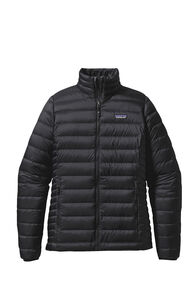 Patagonia Women's Down Sweater Jacket, Black, hi-res