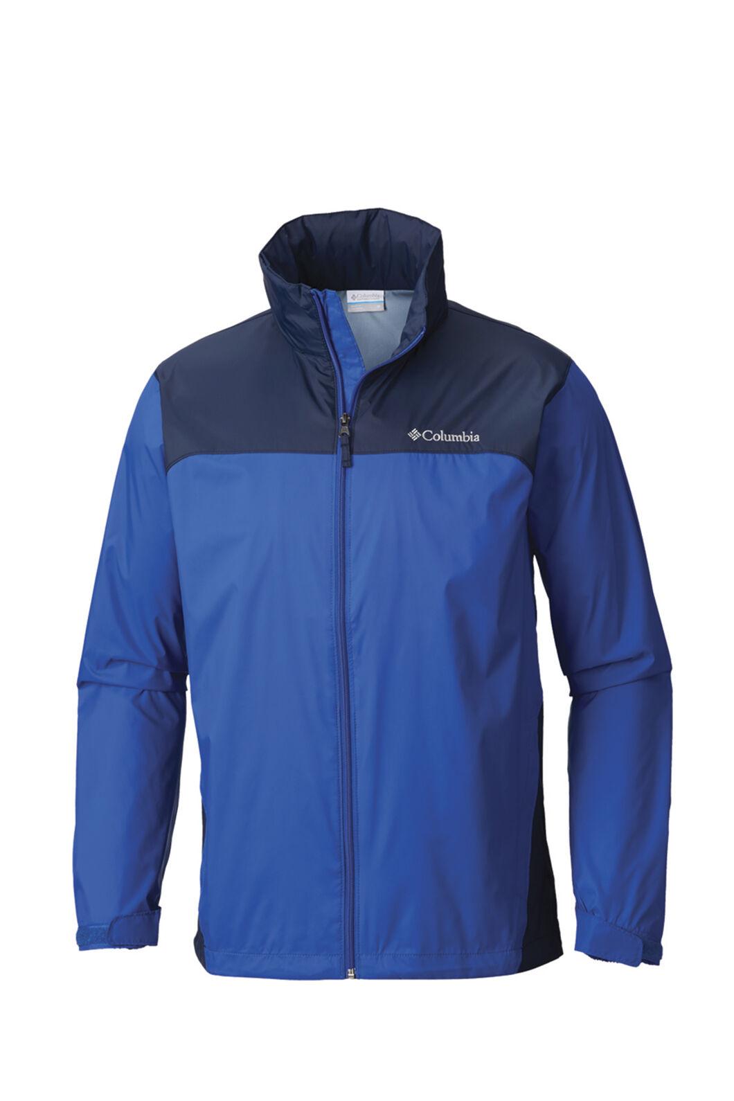 Columbia Men's Glennaker Rain Jacket AzulCollegiate, AZUL/COLLEGIATE NAVY, hi-res