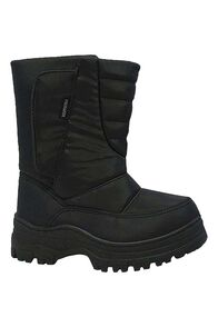 XTM Kids' Pator Snow Boots5-26, Black, hi-res