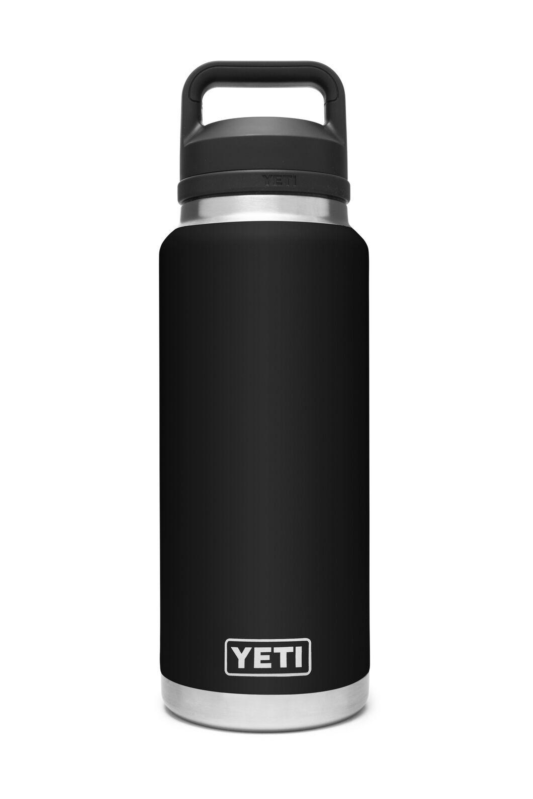 YETI® Rambler Bottle — 36oz, Black, hi-res