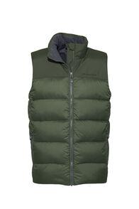 Macpac Ember Down Vest — Men's, Kombu Green, hi-res