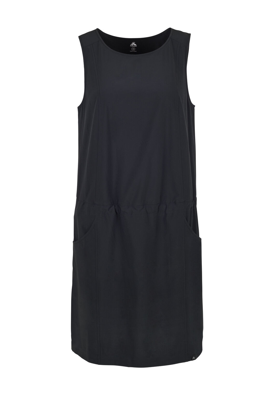 Macpac Mica Dress — Women's, Black, hi-res