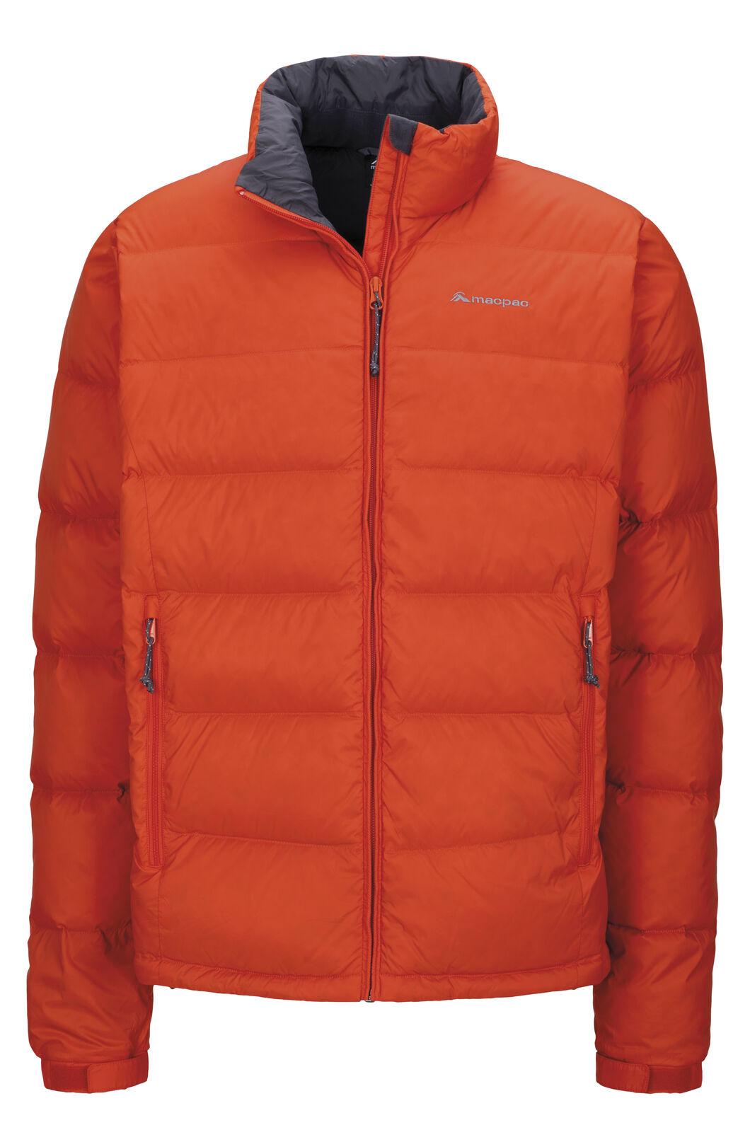 Men's Halo Down Jacket, Pureed Pumpkin, hi-res