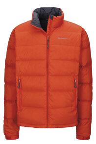 Macpac Halo Down Jacket — Men's, Pureed Pumpkin, hi-res