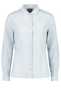 Macpac Eclipse Long Sleeve Shirt - Women's, Pearl, hi-res
