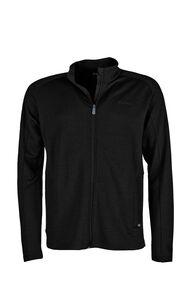 Macpac Brunner 390 Merino Jacket - Men's, Black, hi-res