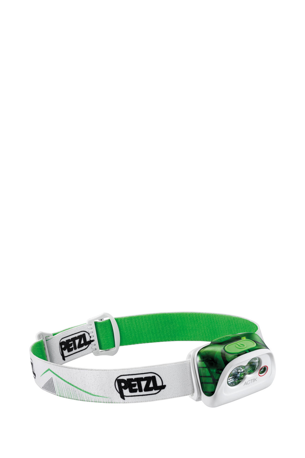 Petzl Actik Head Torch, Green, hi-res
