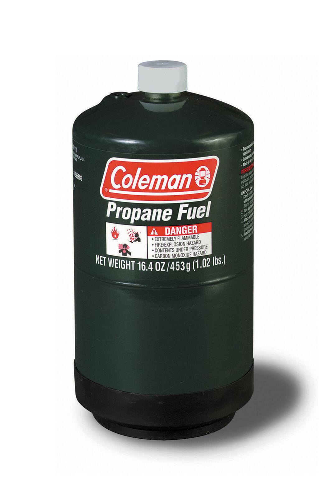 Coleman Propane Gas Bottle 453g, None, hi-res