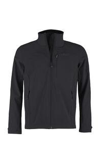 Macpac Sabre Softshell Jacket - Men's, Black, hi-res