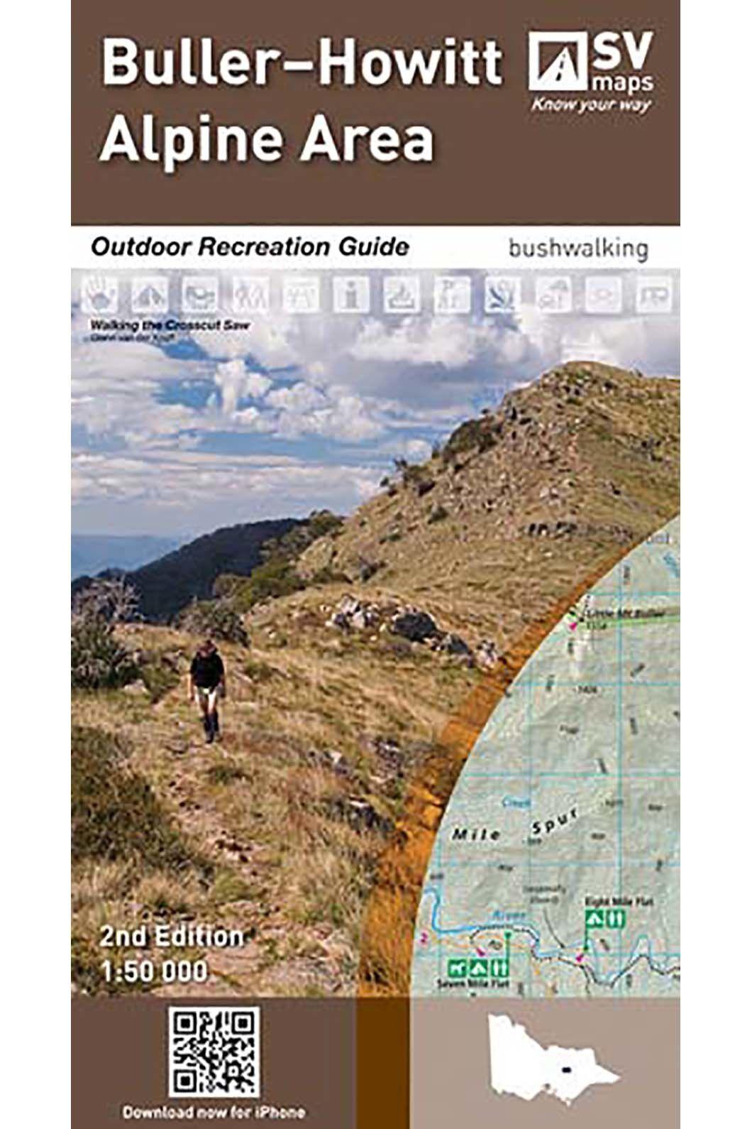 Hema Buller/Howitt Recreation Guide, None, hi-res