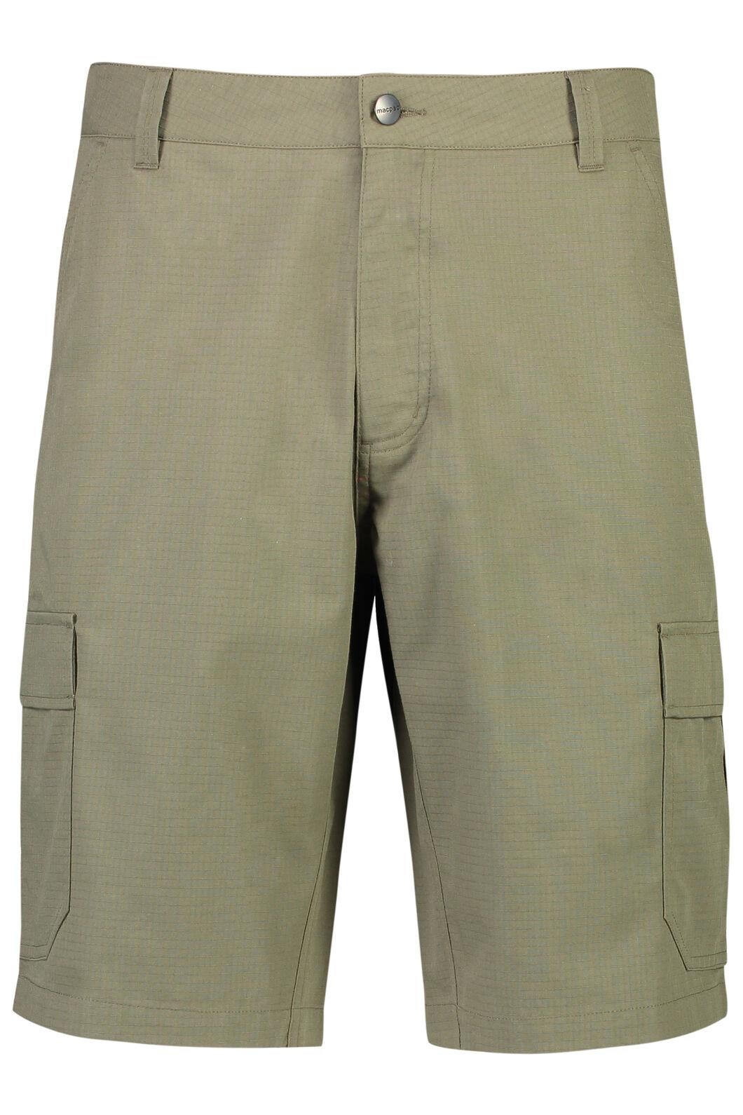Macpac Onsight Cargo Shorts - Men's, Grape Leaf, hi-res