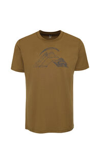 Macpac Nature Merino 180 Tee — Men's, Breen, hi-res