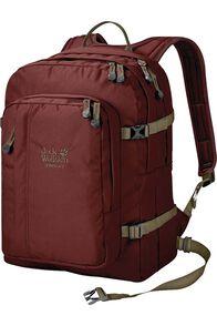 Jack Wolfskin Berkeley Daypack 30L, REDWOOD, hi-res