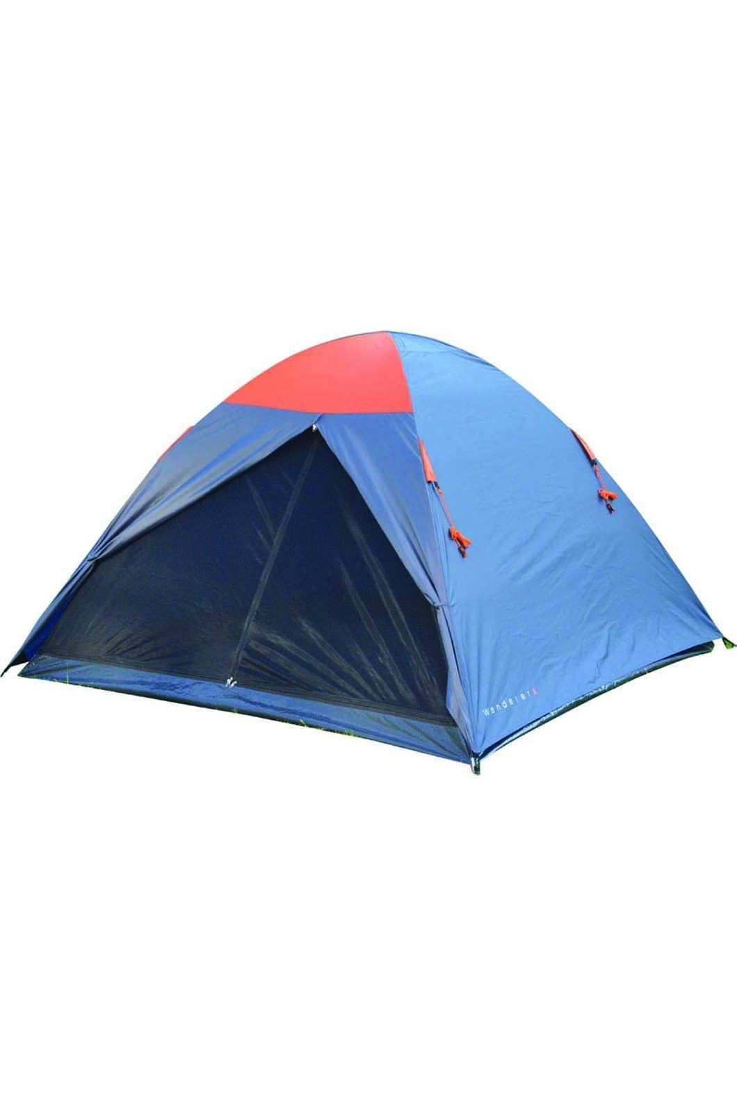 Carnarvon Dome Tent 4 Person, None, hi-res