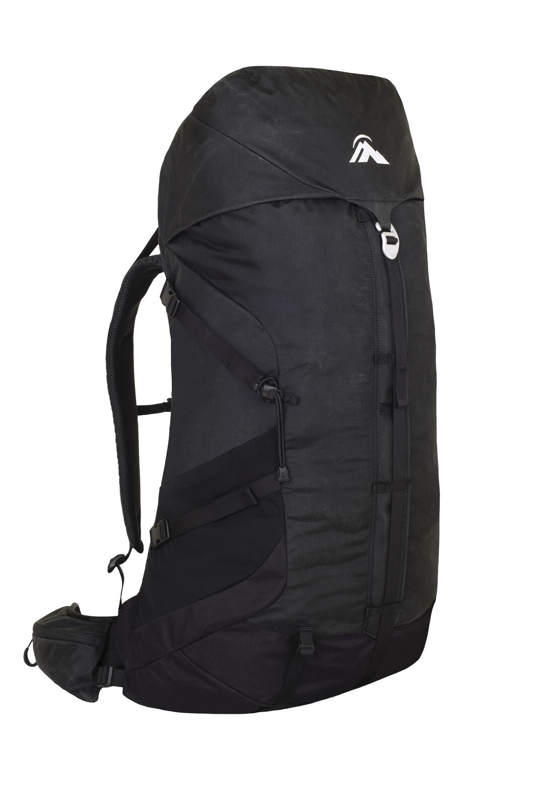 Macpac Rhyolite 47L Hiking Pack, Black, hi-res