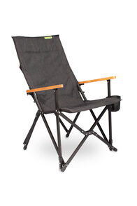 Zempire Roco Lite V2 Chair, Charcoal, hi-res