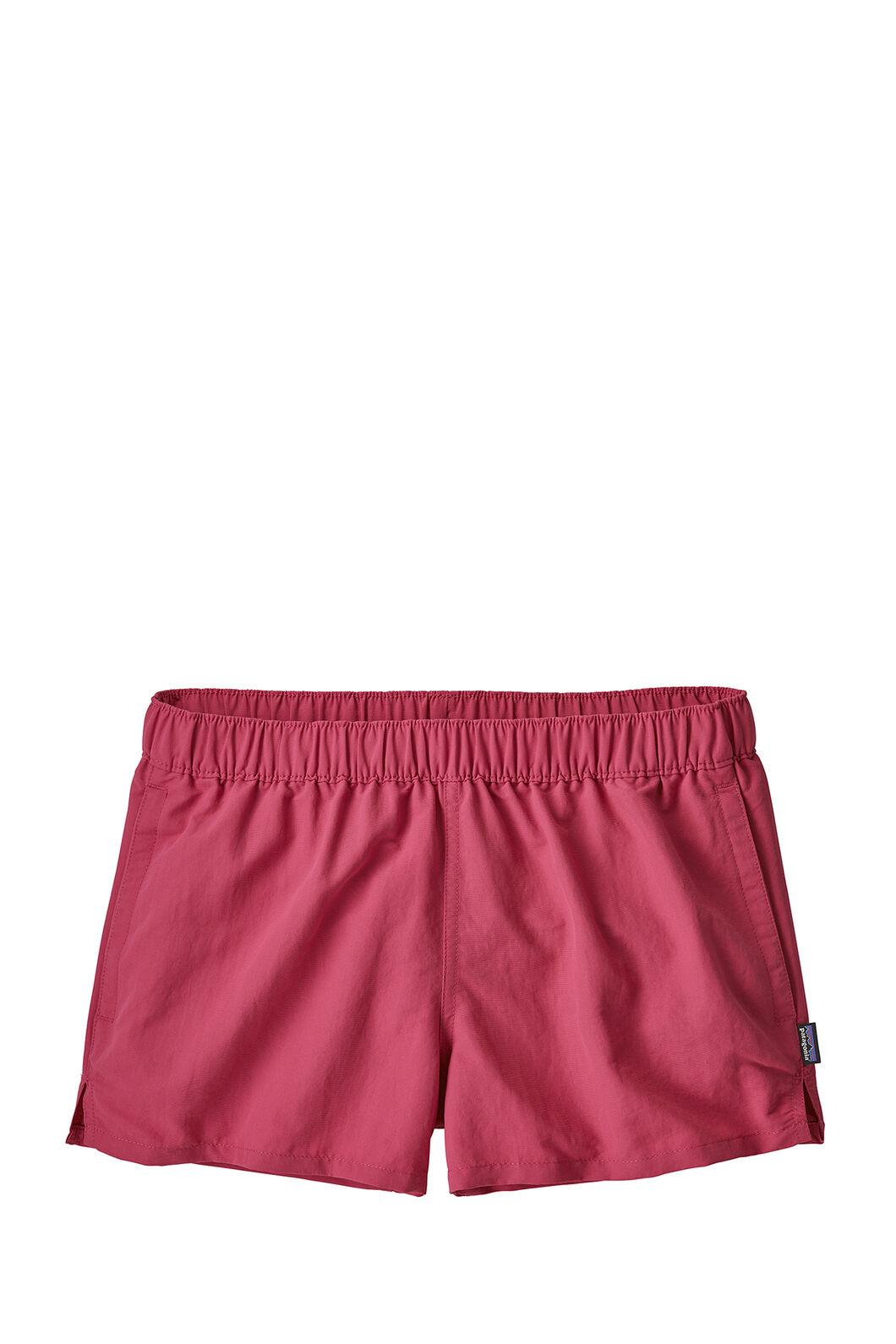 Patagonia Barely Baggies Shorts — Women's, Reef Pink, hi-res