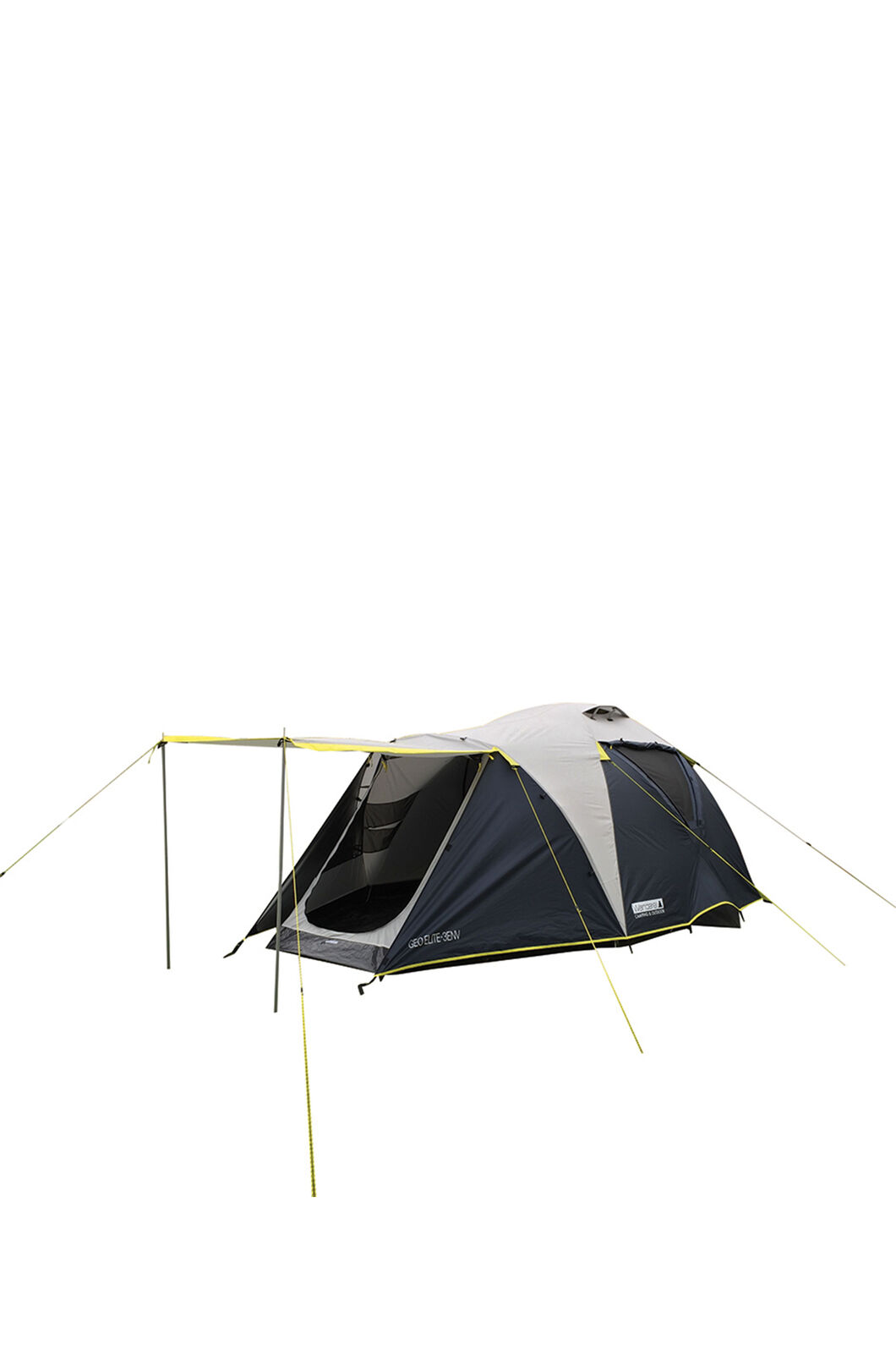 Wanderer Geo Elite 3 ENV Dome Tent — 3 Person, None, hi-res