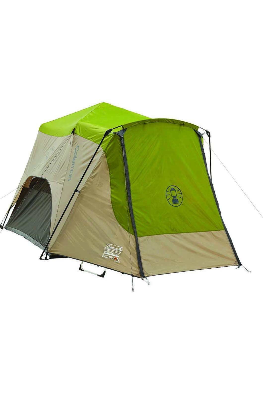 Coleman Excursion Instant Up 4 Person Touring Tent, None, hi-res