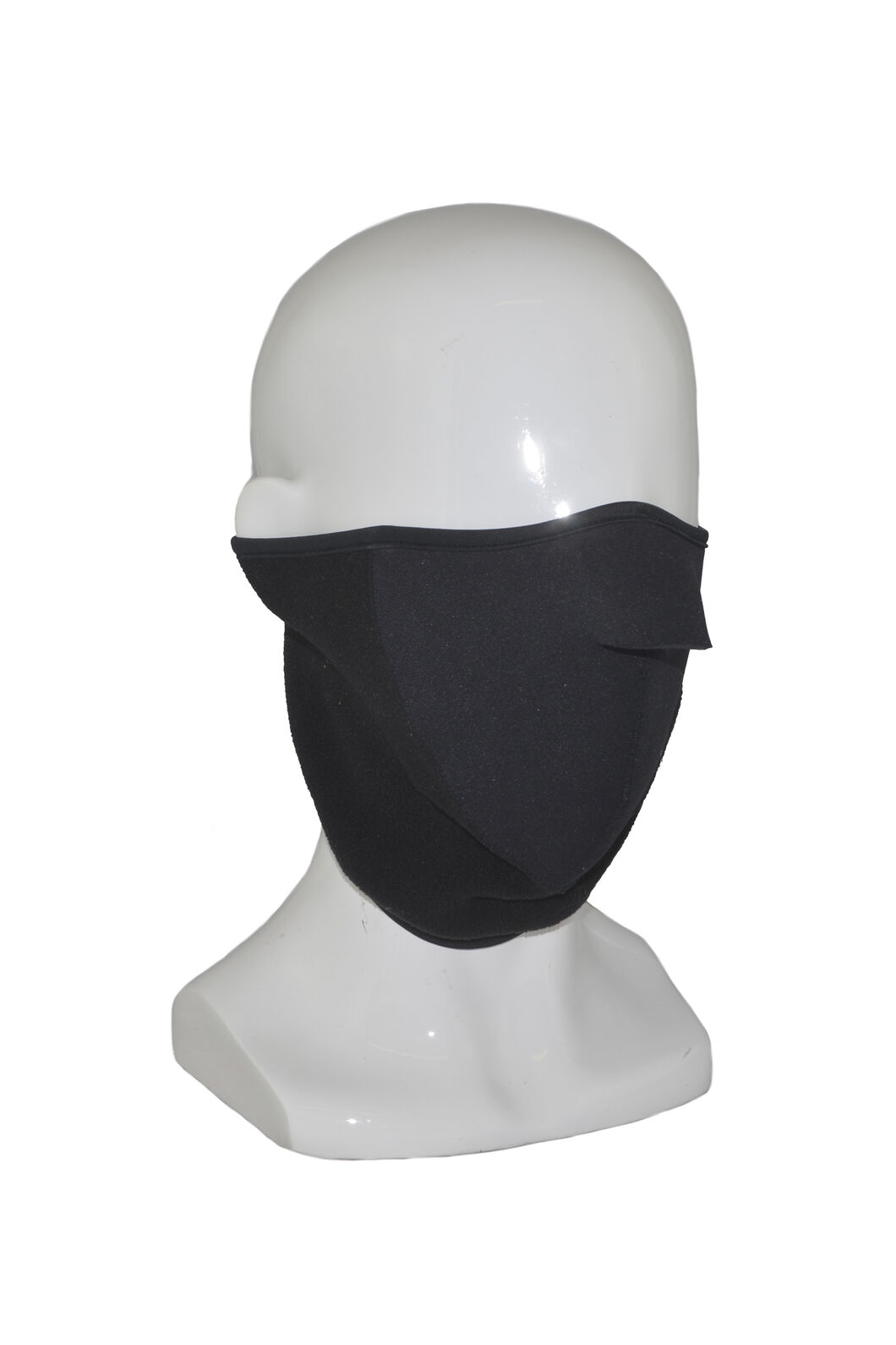 XTM Scamp Face Mask - Kids', Black, hi-res