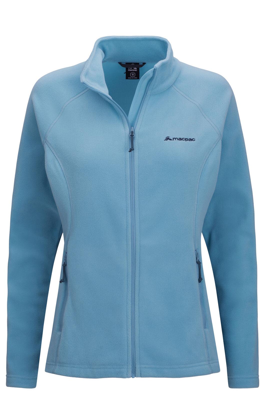 Macpac Tui Polartec® Micro Fleece® Jacket — Women's, Delphinium, hi-res