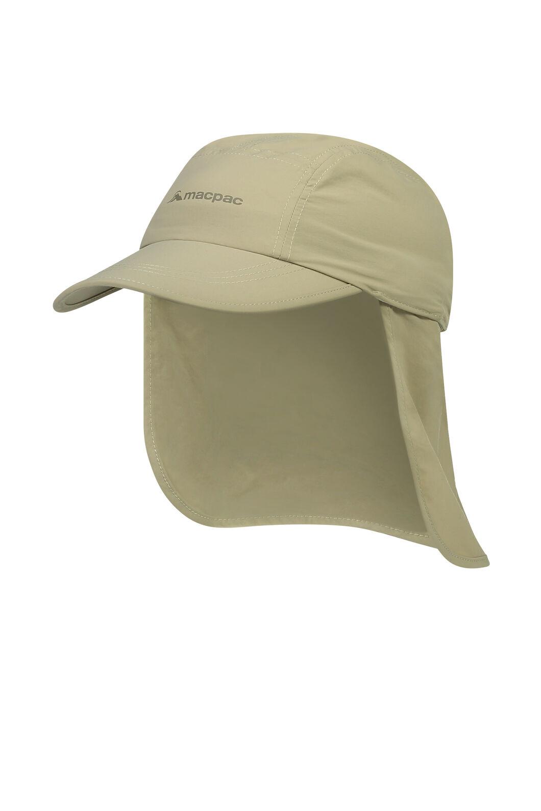 Macpac Legionnaire Hat, Khaki, hi-res