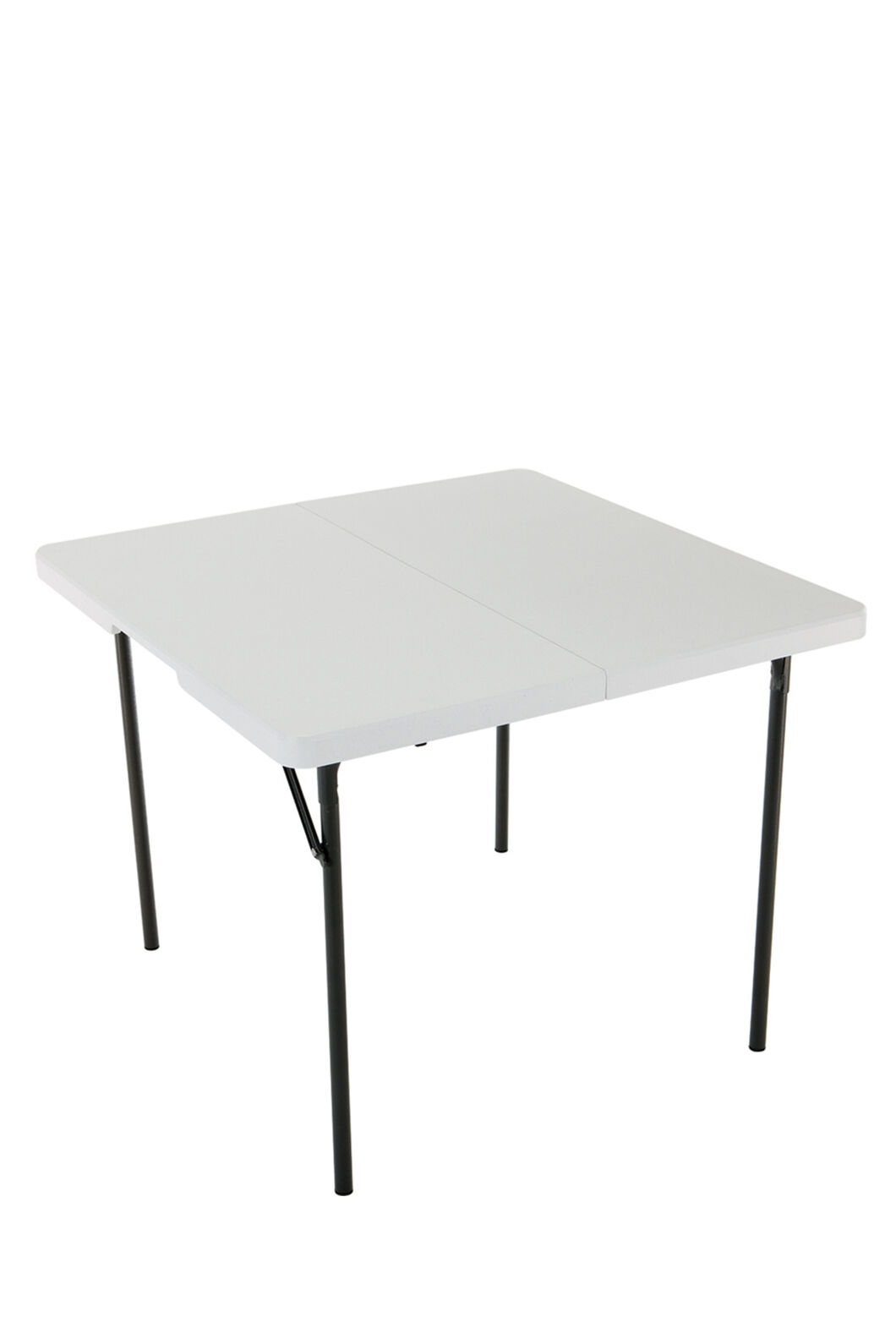 Lifetime 94cm Square Blow Mould Table, None, hi-res