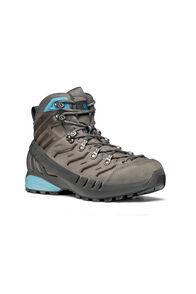 Scarpa Women's Cyclone GTX Hiking Boots, Gull Gray/Arctic, hi-res