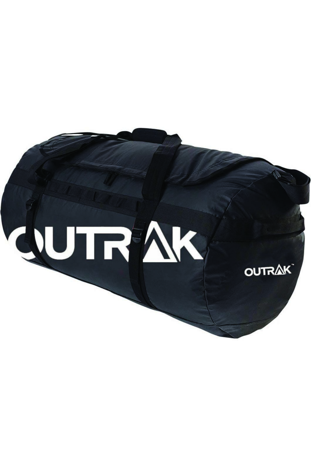 Outrak PVC Duffle Bag 90L, None, hi-res
