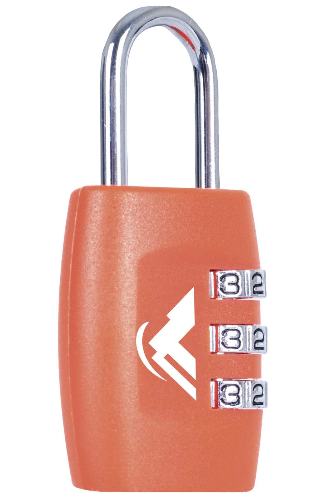 Combo Lock, Orange, hi-res