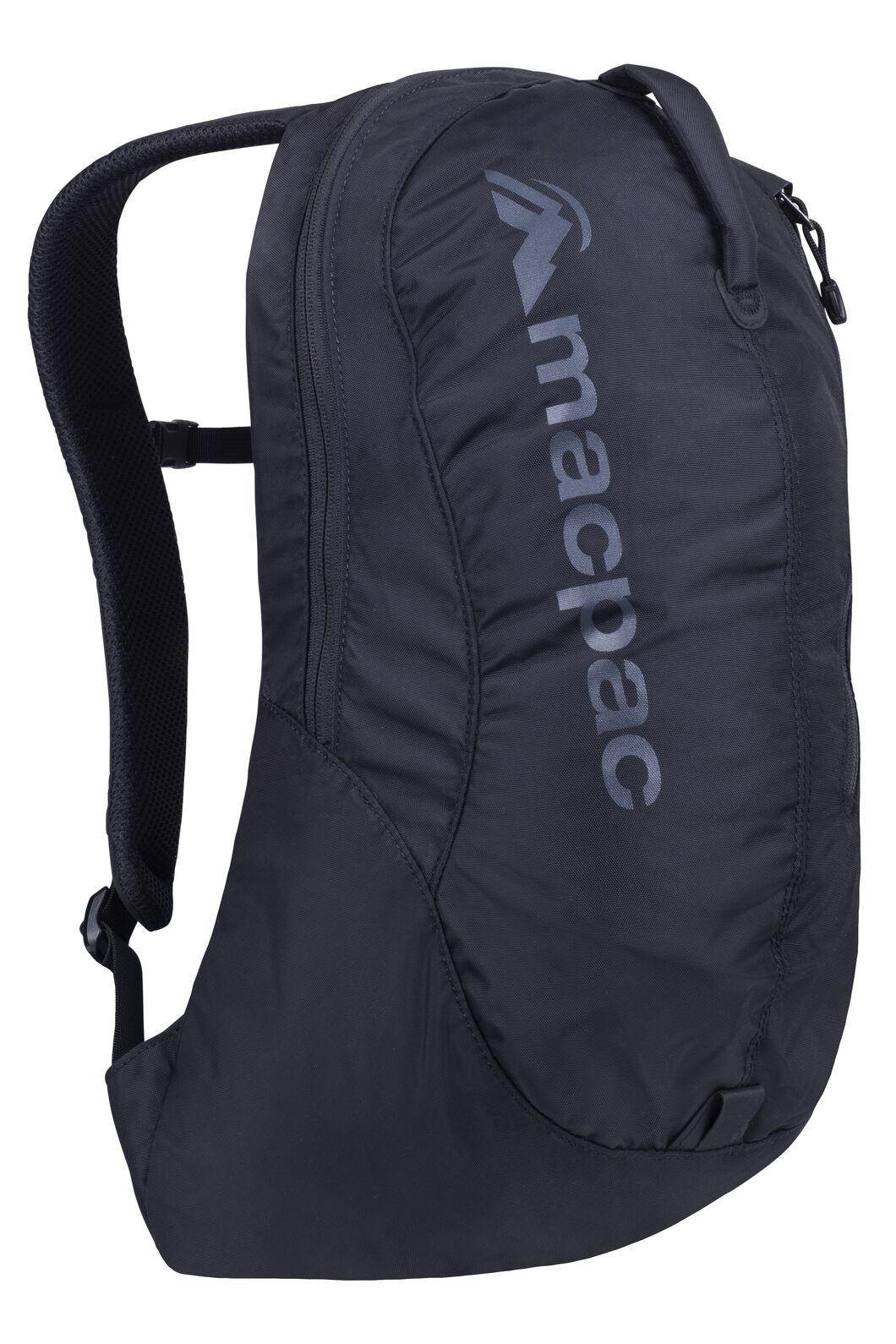 Macpac Kahuna 1.1 18L Backpack, Black, hi-res