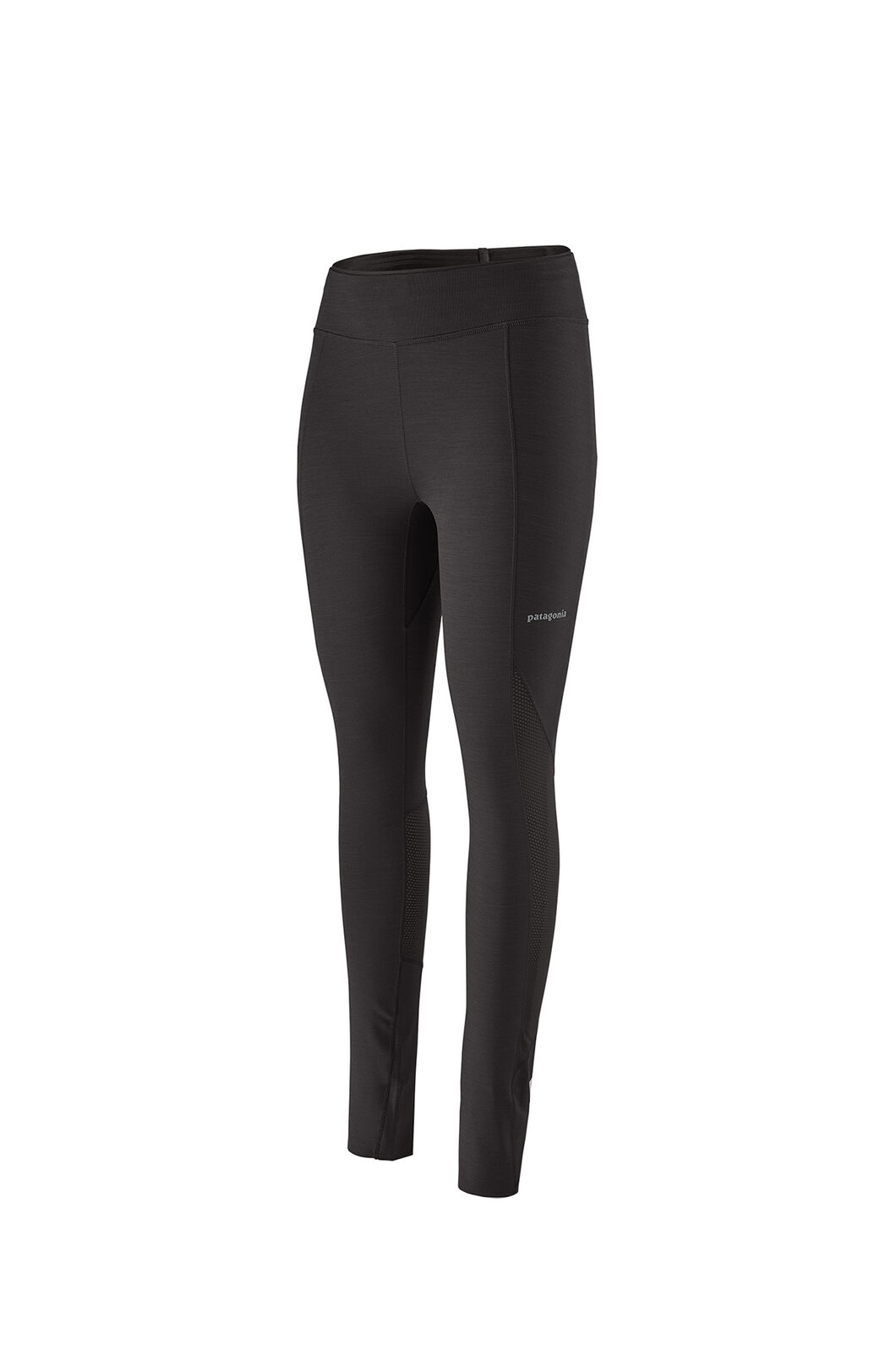 Patagonia Endless Run Tights — Women's, Black, hi-res