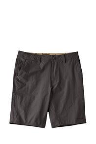"""Patagonia Stretch Wavefarer Walk Shorts 20"""" — Men's, Ink Black, hi-res"""