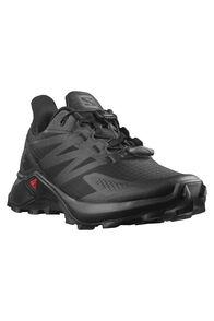 Salomon Supercross Blast Trail Running Shoes — Women's, Black/Black/Bla, hi-res