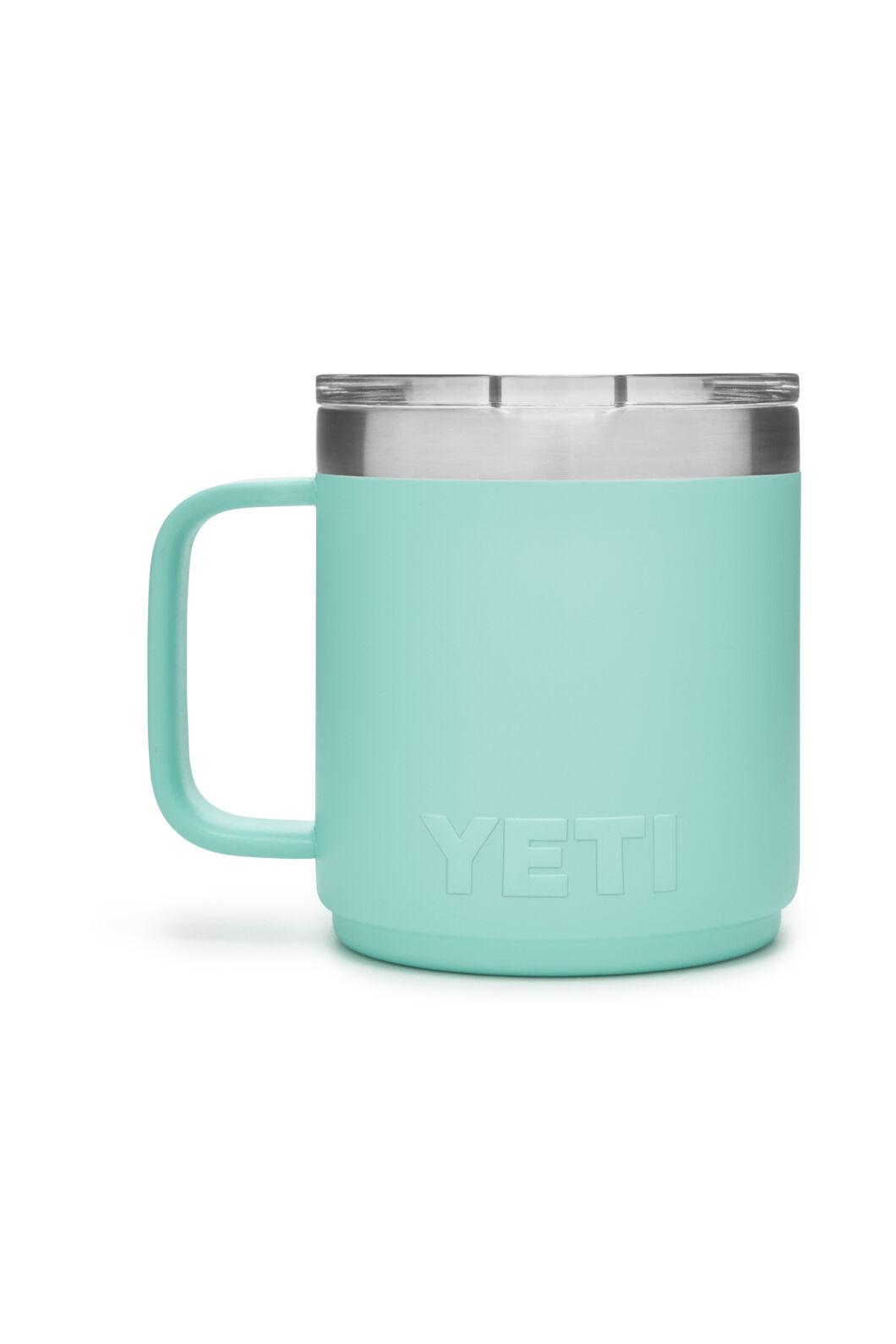 YETI® Rambler 10 oz Stackable Mug — 295 ml, SEAFOAM, hi-res