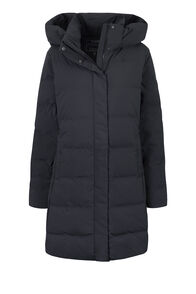 Macpac Narvi Down Coat — Women's, Black, hi-res