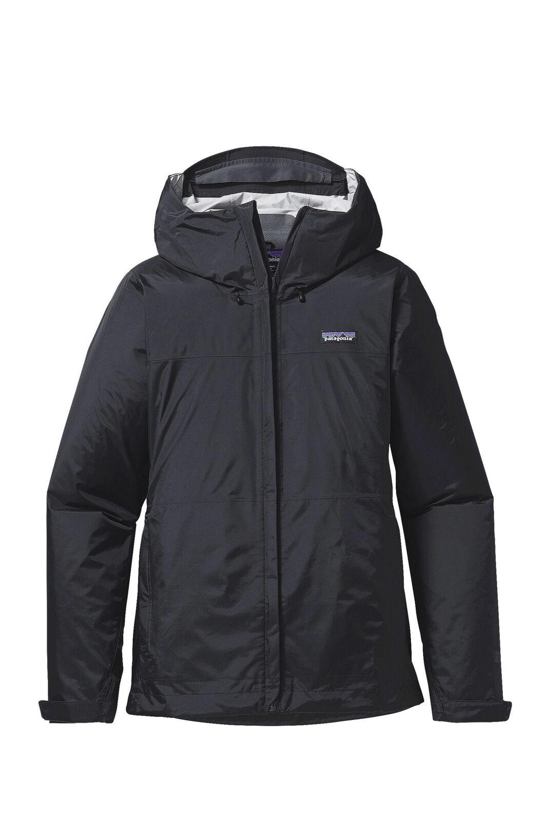 Patagonia Women's Torrentshell Jacket, Black, hi-res