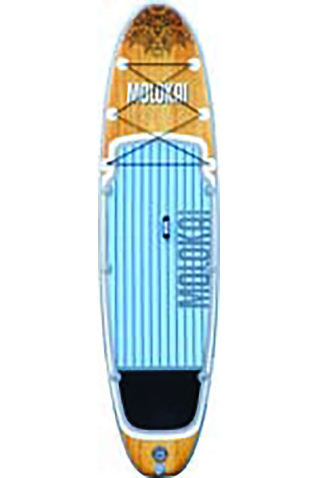 Molokai Inflatable Kama III SUP Board 10ft 4in, None, hi-res