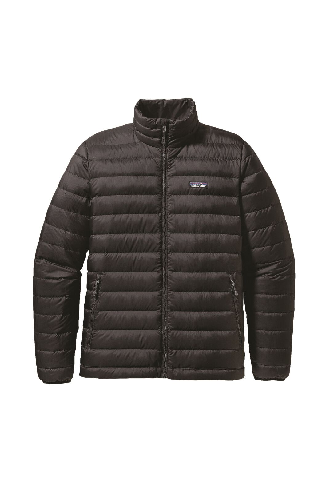 Patagonia Men's Down Sweater Jacket, Black, hi-res
