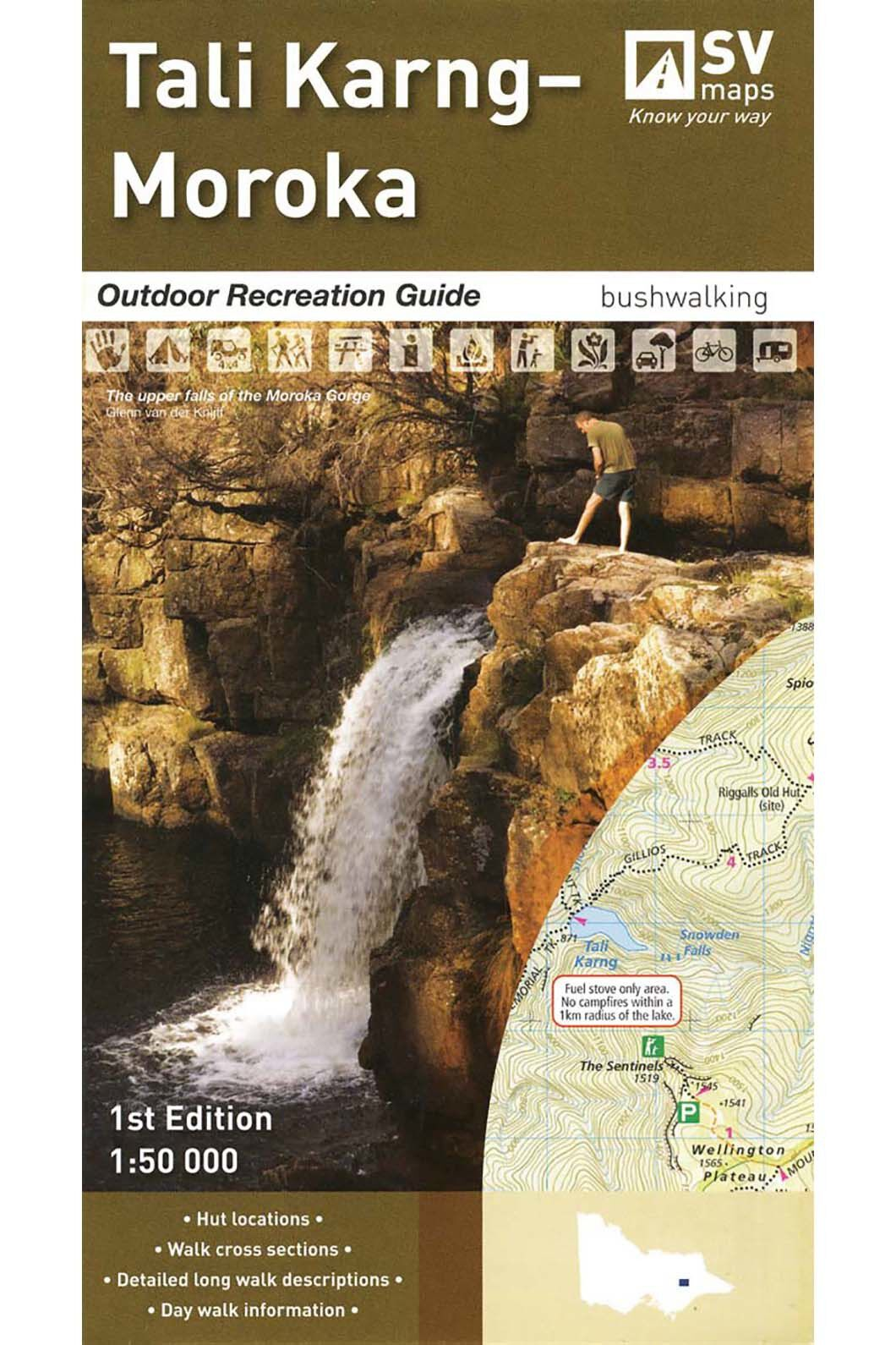 Hema Tali Karng/Moroka Recreation Guide, None, hi-res