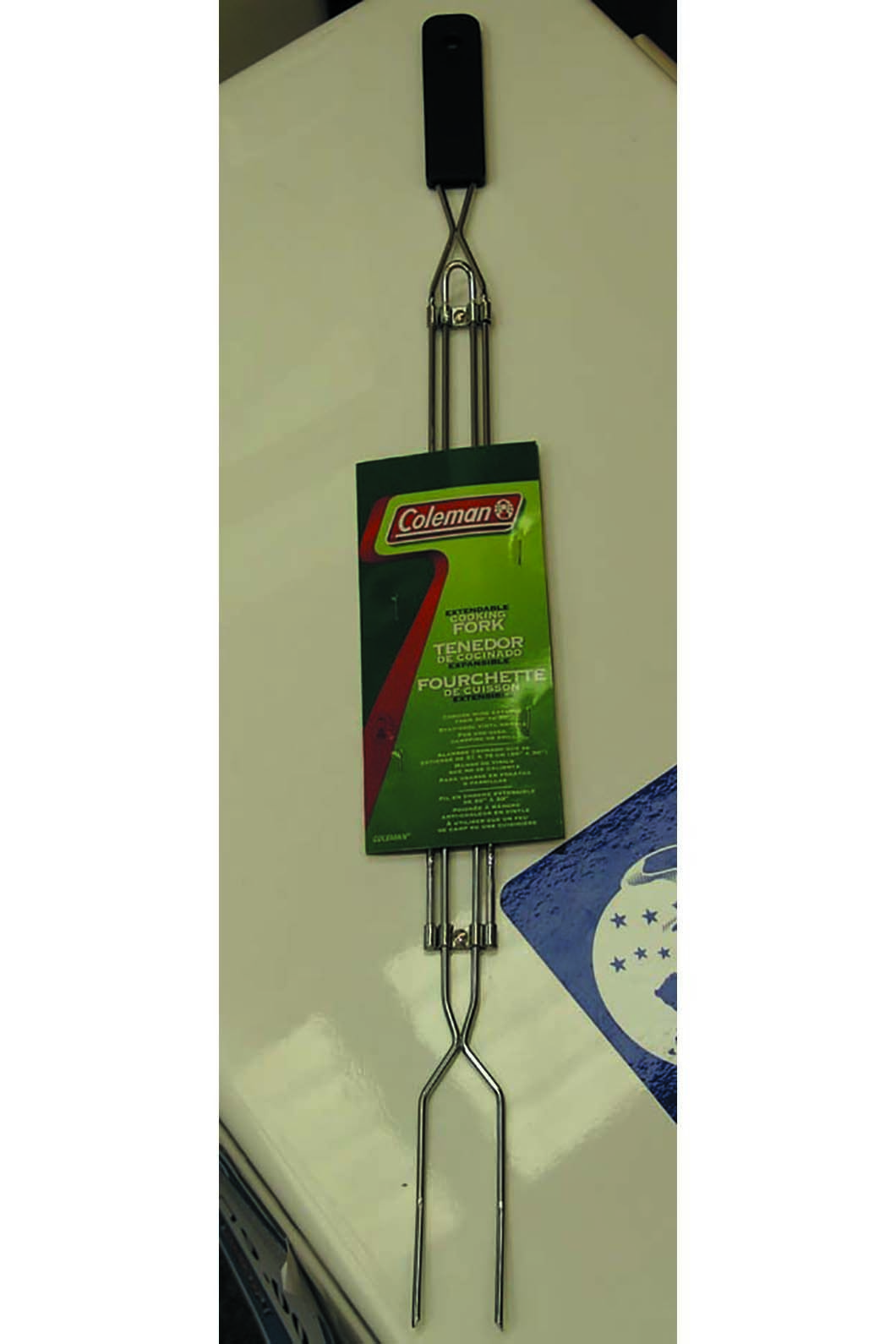 Coleman Extendable Cooking Fork, None, hi-res